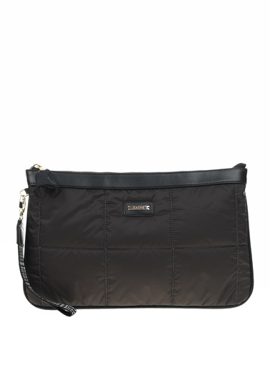 Cache The Bag Bella Clutch (Kapitone) Kahve